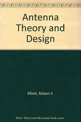9780130383563: Antenna Theory and Design