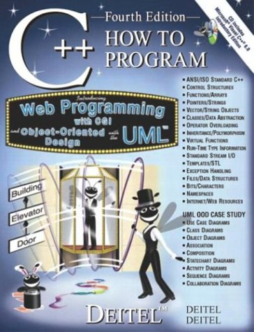9780130384744: C++ How to Program (4th Edition)