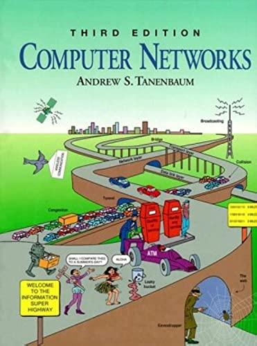 9780130384881: Computer Networks (Prentice Hall)