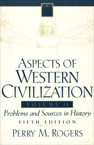 9780130384928: Aspects of Western Civilization: Problems and Sources in History, Volume II (5th Edition)