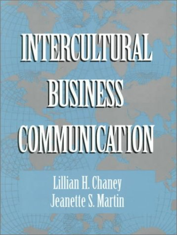 9780130387530: Intercultural Business Communication