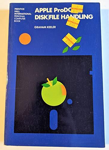 9780130388292: Apple Prodos Disk/File Handling