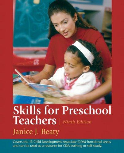 9780130388407: Skills for Preschool Teachers