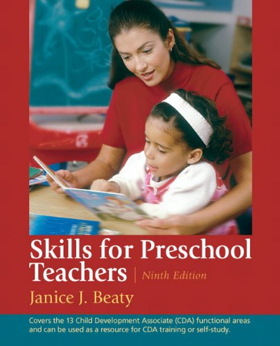 9780130388407: Skills for Preschool Teachers (9th Edition)