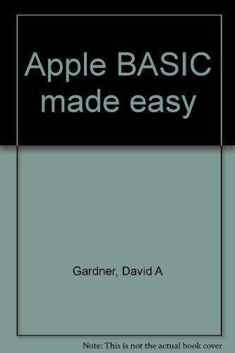 9780130389282: Apple BASIC made easy