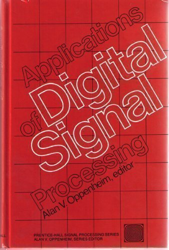 9780130391155: Applications of Digital Signal Processing (Prentice-Hall signal processing series)