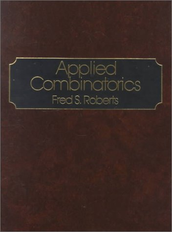 9780130393135: Applied Combinatorics