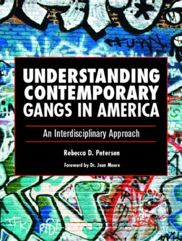 9780130394743: Understanding Contemporary Gangs in America: An Interdisciplinary Approach