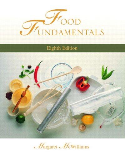9780130394866: Food Fundamentals (8th Edition)
