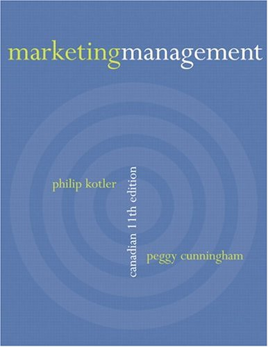 9780130397133: Marketing Management