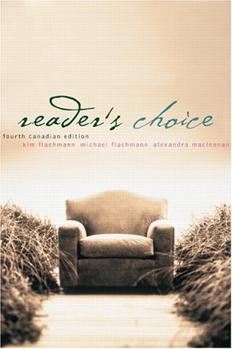 Reader's Choice Fourth Canadian Edition: Kim Flachmann, Michael