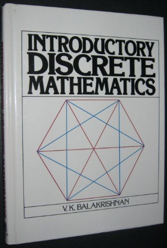9780130399427: Introductory Discrete Mathematics