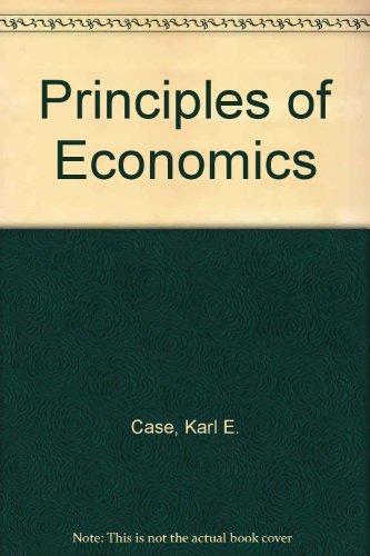 9780130399502: Principles of Economics
