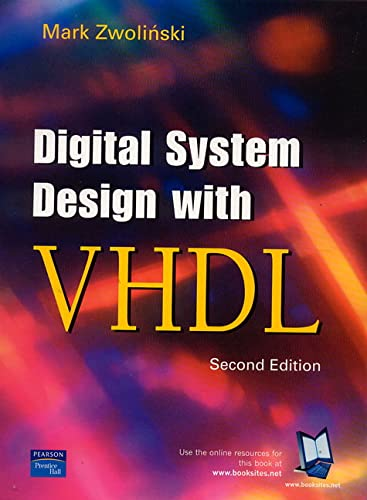 9780130399854: Digital System Design with VHDL (2nd Edition)