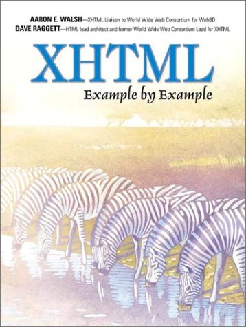 9780130400055: XHTML Example by Example