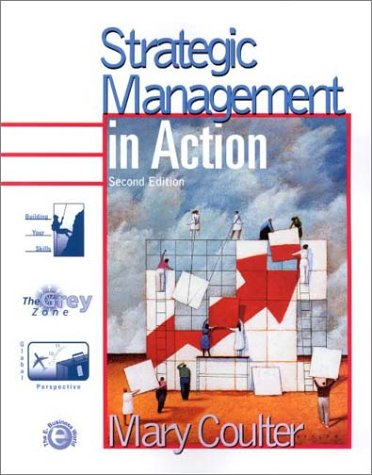 9780130400062: Strategic Management In Action (2nd Edition)