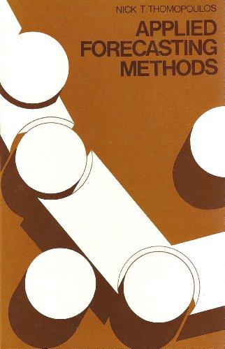 9780130401397: Applied Forecasting Methods