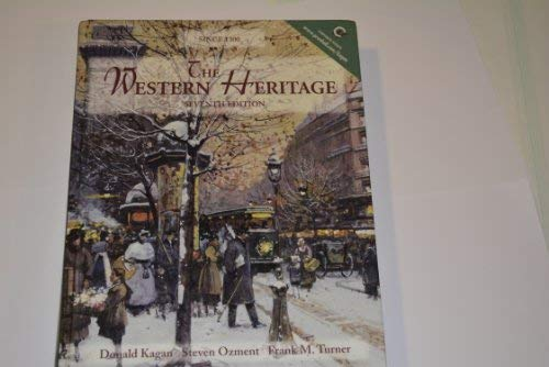 9780130404213: Western Heritage Since 1300