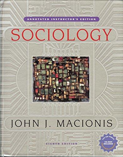 9780130404220: Sociology