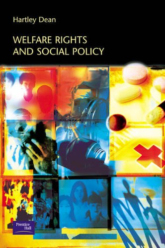 9780130404626: Welfare Rights and Social Policy