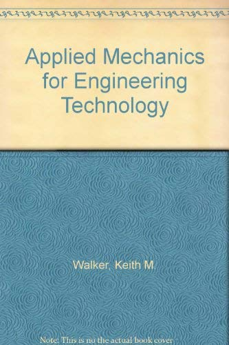 9780130405852: Applied Mechanics for Engineering Technology