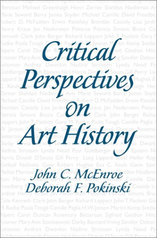 9780130405951: Critical Perspectives on Art History