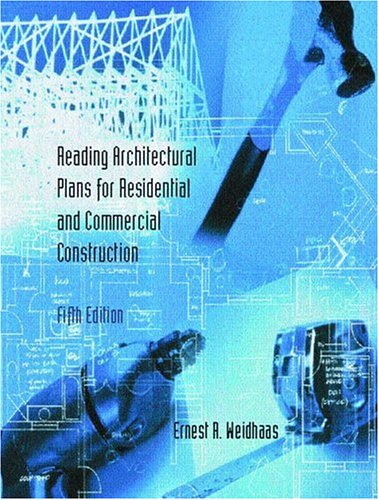 9780130406385: Reading Architectural Plans for Residential and Commercial Construction (5th Edition)