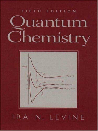 9780130407054: Student Solutions Manual for Quantum Chemistry