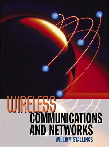 Wireless Communications & Networks: William Stallings