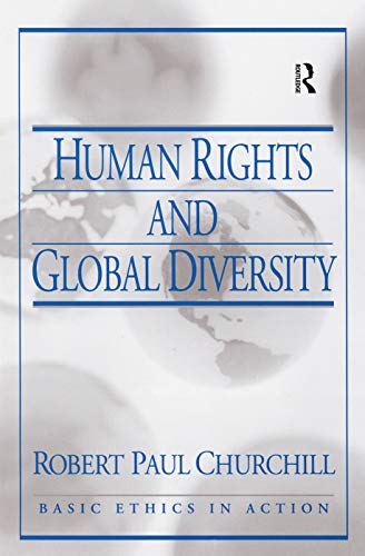 9780130408853: Human Rights and Global Diversity