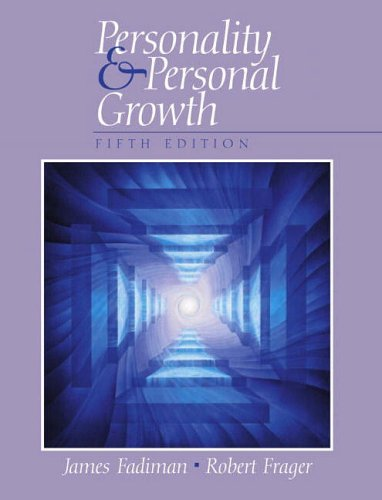9780130409614: Personality and Personal Growth