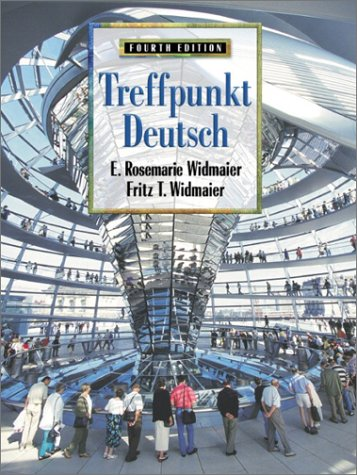 9780130409911: Treffpunkt Deutsch, Grundstufe (4th Edition)