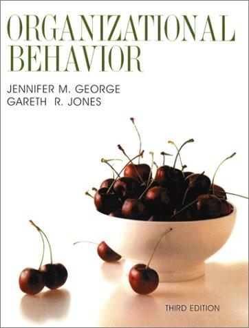 9780130411020: Understanding and Managing Organizational Behavior (3rd Edition)