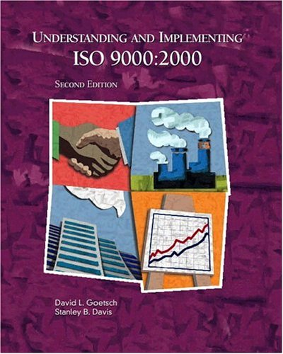 Understanding and Implementing ISO 9000 and Other: Goetsch, David L.,