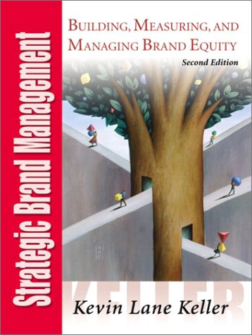 9780130411501: Strategic Brand Management: United States Edition