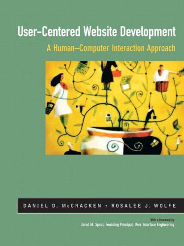 9780130411617: User-Centered Website Development: A Human-Computer Interaction Approach