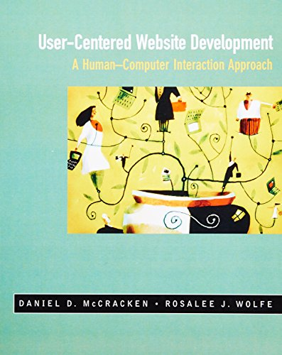 9780130411617: User-Centered Web Site Development: A Human-Computer Interaction Approach