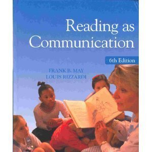9780130412096: Reading As Communication