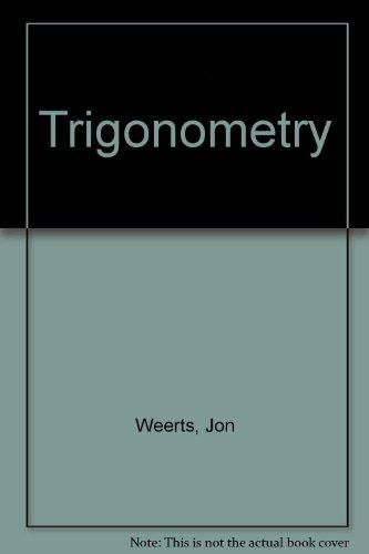 9780130412270: Trigonometry