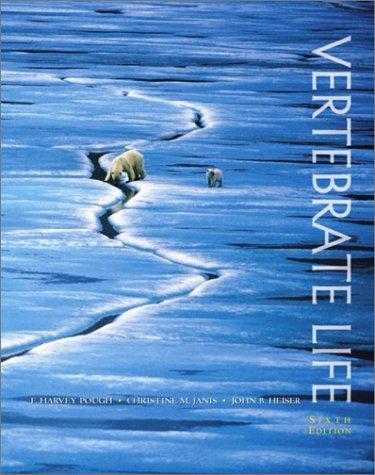 9780130412485: Vertebrate Life (6th Edition)