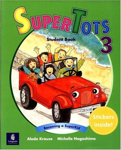 Super Tots Student's Book: 3