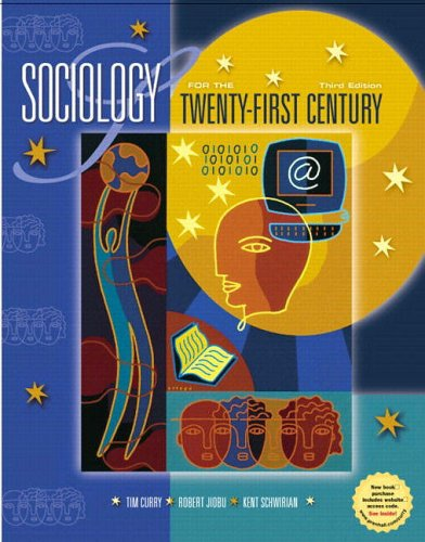 9780130413758: Sociology for the 21st Century