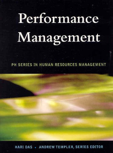 9780130413796: Performance Management: Building a High-Performance Workplace
