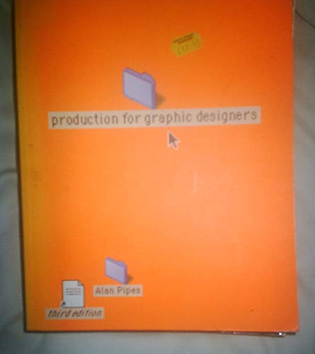 9780130413895: Production for Graphic Designers (3rd Edition)