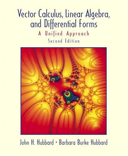 9780130414083: Vector Calculus, Linear Algebra, and Differential Forms: A Unified Approach (2nd Edition)