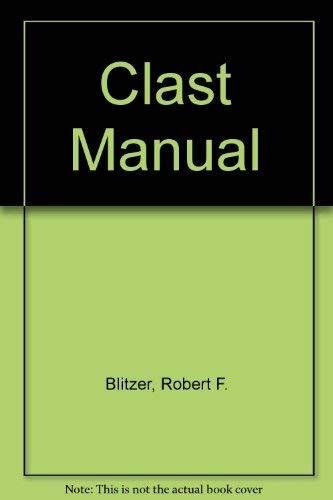 9780130414656: CLAST Manual