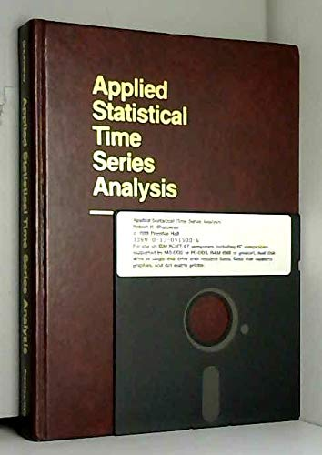 9780130415004: Applied Statistical Time Series Analysis (Prentice Hall Series in Statistics)