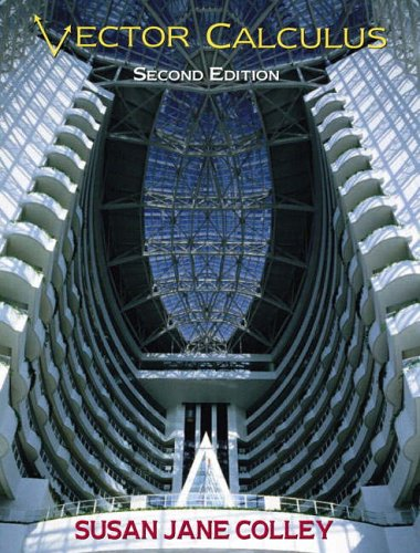 9780130415318: Vector Calculus (2nd Edition)