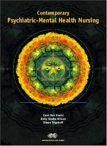 9780130415820: Contemporary Psychiatric-Mental Health Nursing