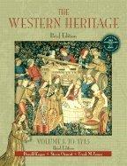 9780130415974: The Western Heritage: Volume 1